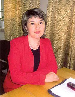 Рожко Наталія Ярославівна