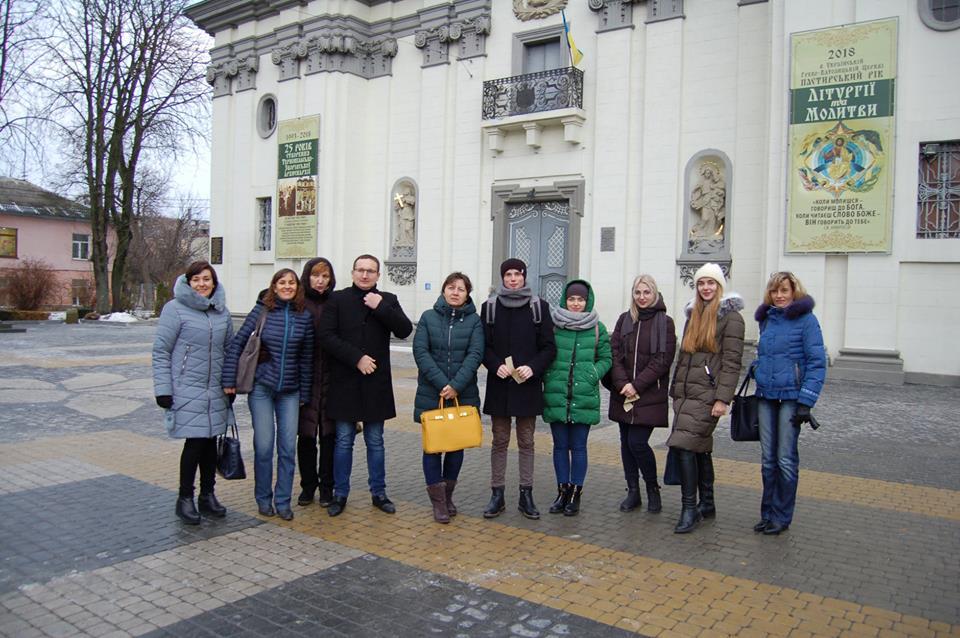 Екскурсія підземеллями Тернополя
